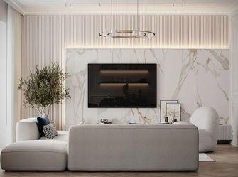 130平米欧式风格客厅图片大全