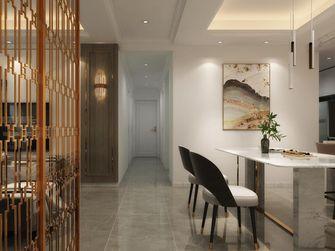 130平米三室两厅现代简约风格走廊图片大全