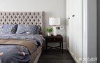 140平米三室两厅宜家风格卧室装修案例