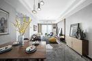 120平米三室一厅宜家风格餐厅设计图