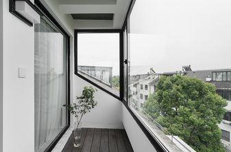 140平米三室两厅日式风格阳光房装修图片大全