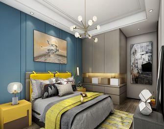 140平米复式宜家风格卧室装修效果图