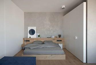 50平米小户型现代简约风格卧室装修图片大全