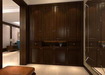 130平米三室一厅欧式风格玄关欣赏图