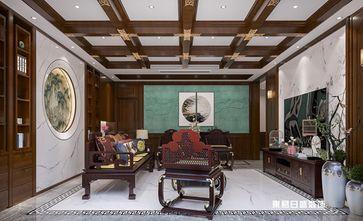 140平米四室两厅中式风格阁楼图