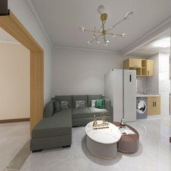 30平米超小户型美式风格客厅装修案例