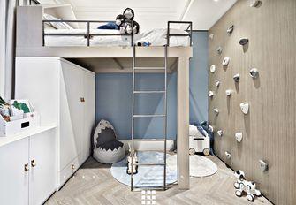140平米四室三厅混搭风格儿童房效果图