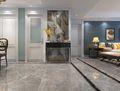 110平米三室两厅美式风格玄关图片大全