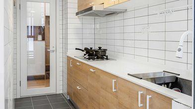90平米三日式风格厨房装修图片大全