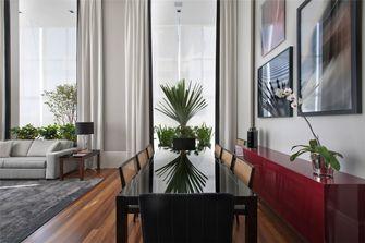 140平米四室四厅北欧风格餐厅图片大全