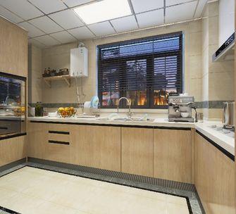 110平米三中式风格厨房图片