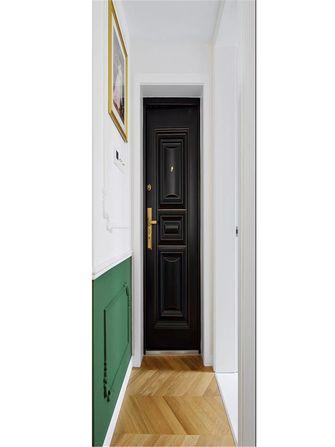 50平米公寓新古典风格玄关装修案例