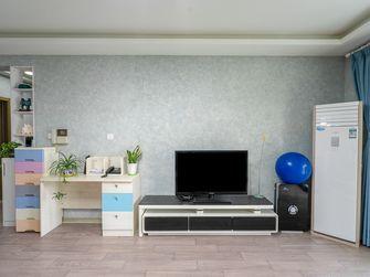 140平米田园风格客厅装修图片大全