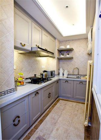 120平米四室一厅地中海风格厨房效果图