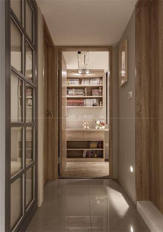 120平米三室一厅现代简约风格走廊装修效果图