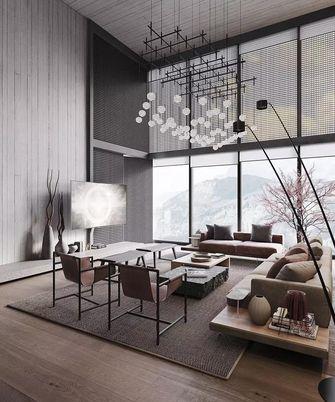 140平米中式风格客厅图片