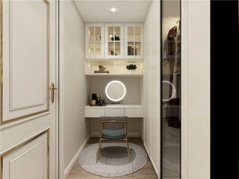 140平米四室两厅欧式风格衣帽间装修图片大全