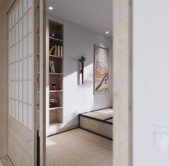 80平米一室一厅日式风格卧室装修案例