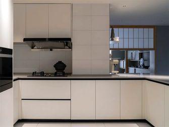 140平米复式中式风格厨房欣赏图