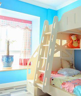 120平米四室兩廳混搭風格兒童房圖片大全
