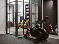 140平米四室两厅英伦风格健身室图片大全