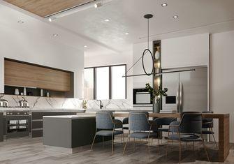 110平米三室一厅宜家风格厨房图片