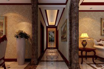 140平米三室两厅东南亚风格走廊效果图