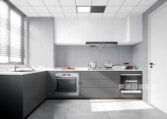 110平米三现代简约风格厨房图片