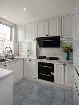 60平米一室一厅美式风格厨房装修图片大全