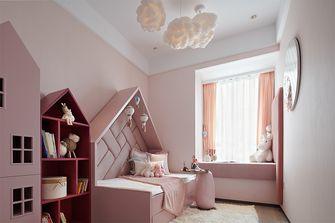 120平米四室两厅现代简约风格儿童房图片大全