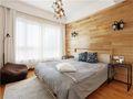 90平米公寓宜家风格卧室图片