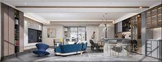 140平米四室三厅其他风格餐厅装修效果图