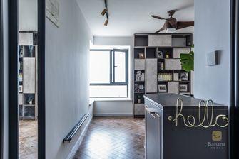 50平米一室一厅法式风格玄关设计图