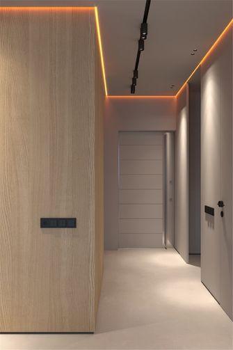 90平米一居室现代简约风格走廊装修案例