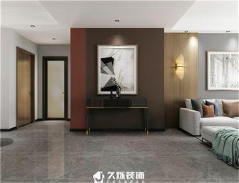 110平米三室一厅其他风格客厅设计图