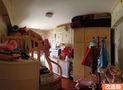70平米三室两厅中式风格儿童房装修效果图