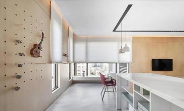 60平米公寓现代简约风格影音室图片大全
