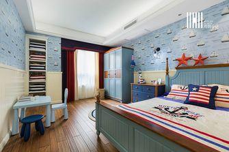 130平米三美式风格儿童房装修效果图