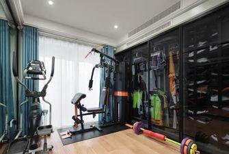 100平米三室两厅北欧风格健身室效果图