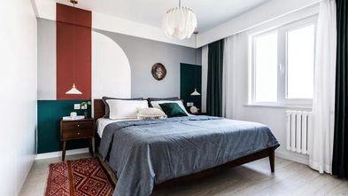 50平米一室一厅现代简约风格卧室欣赏图