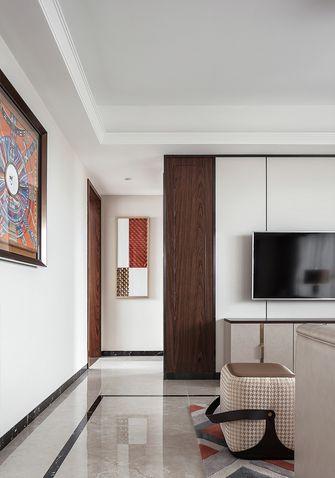 120平米三室两厅英伦风格玄关装修案例
