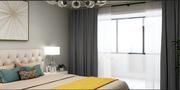 140平米公寓其他风格卧室装修案例