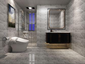110平米复式新古典风格卫生间图片