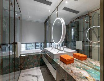 140平米四室两厅新古典风格卫生间装修案例