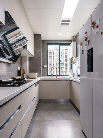 100平米一室一厅北欧风格厨房图
