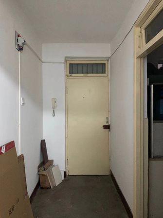 50平米日式风格玄关装修案例