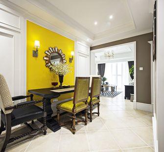 90平米公寓欧式风格餐厅装修案例