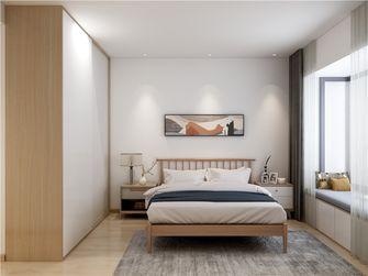 30平米以下超小户型日式风格卧室设计图