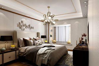 140平米三室两厅混搭风格卧室欣赏图