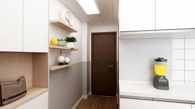 50平米一室一厅北欧风格玄关图片